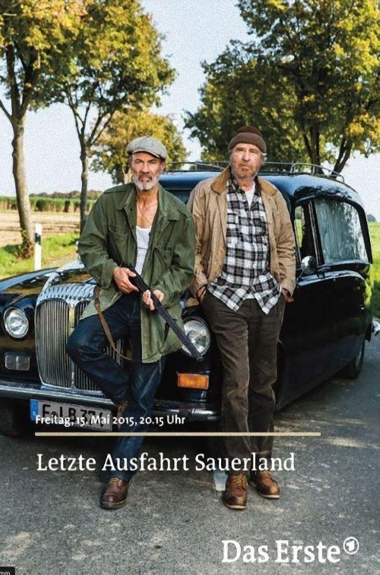 Letzte Ausfahrt Sauerland Poster