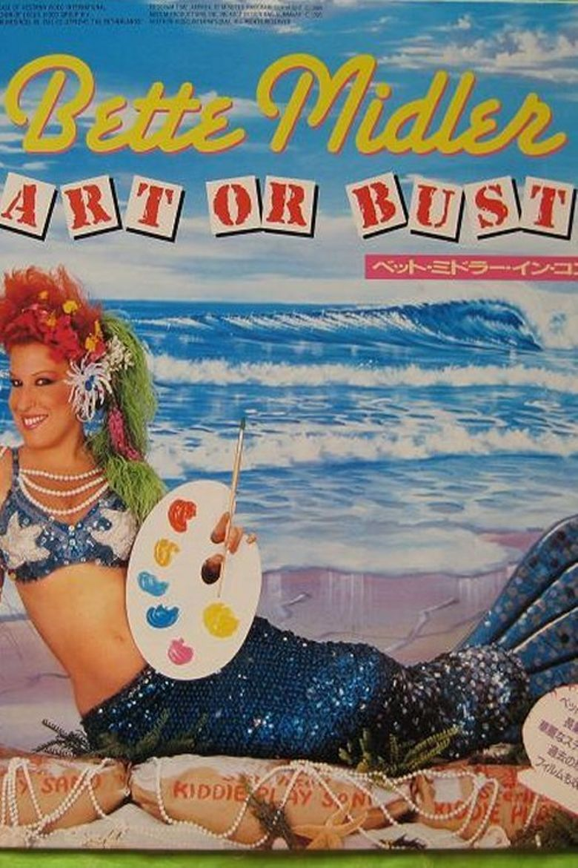 Bette Midler: Art or Bust Poster