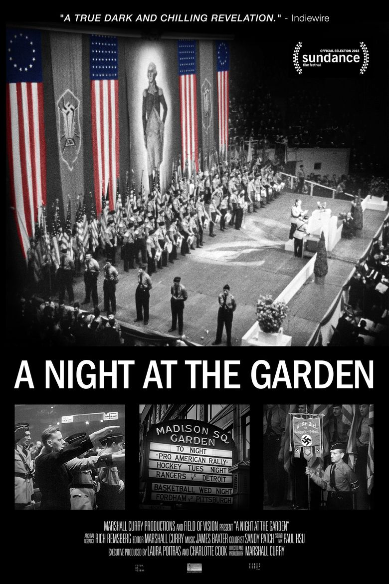 A Night at The Garden Poster