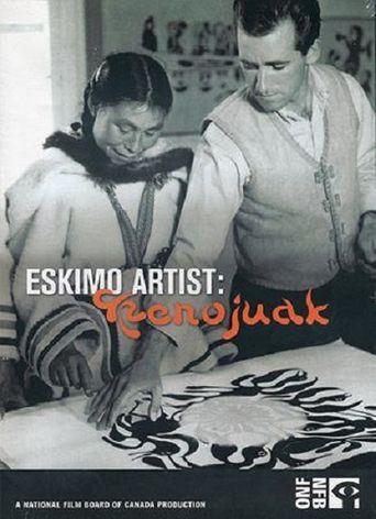 Eskimo Artist: Kenojuak Poster