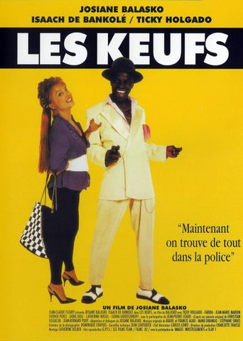Lady Cops Poster