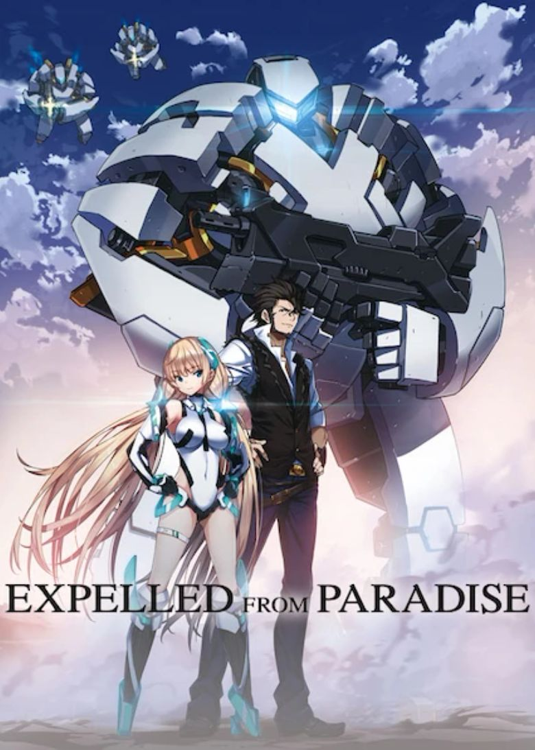 Expelled from Paradise Poster
