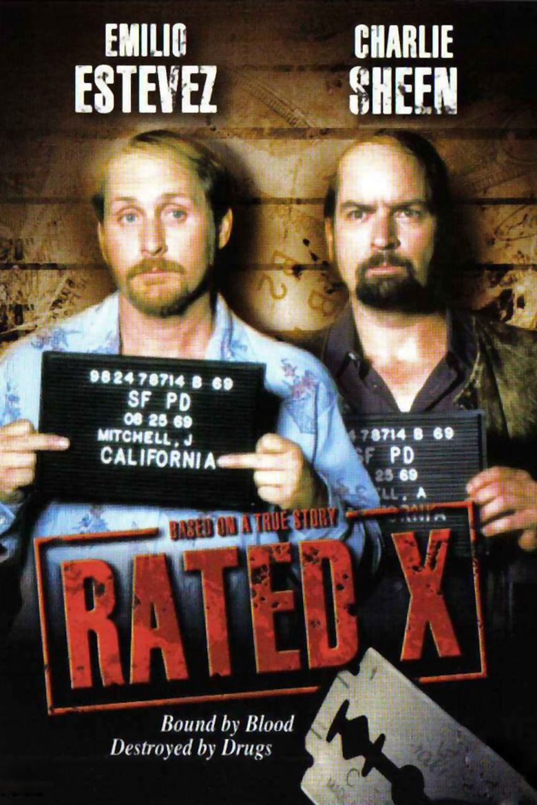 Rated X Poster