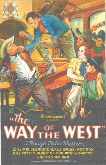 The Way of the West Poster