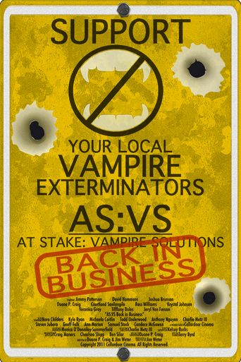 AS:VS Back in Business Poster