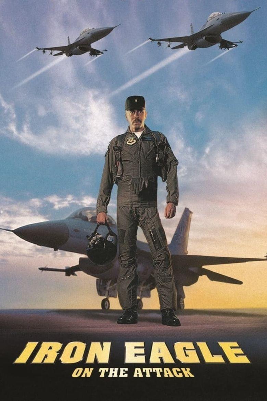 Iron Eagle IV Poster
