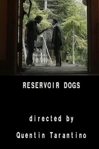 Reservoir Dogs: Sundance Institute 1991 June Film Lab Poster
