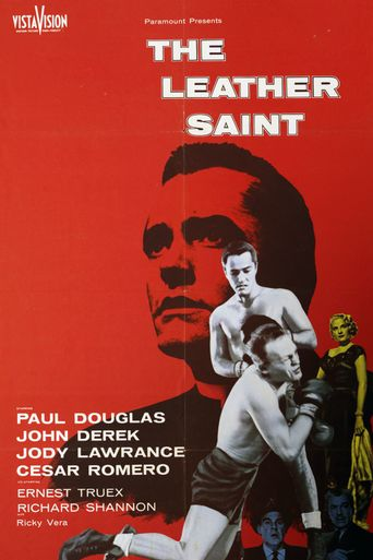The Leather Saint Poster