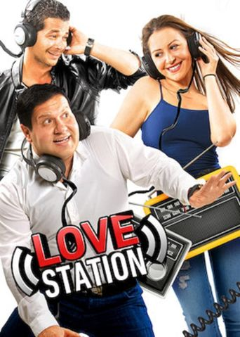 Love Station Poster