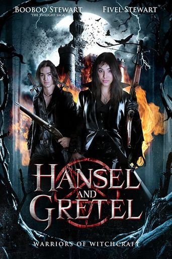 Watch Hansel & Gretel: Warriors of Witchcraft