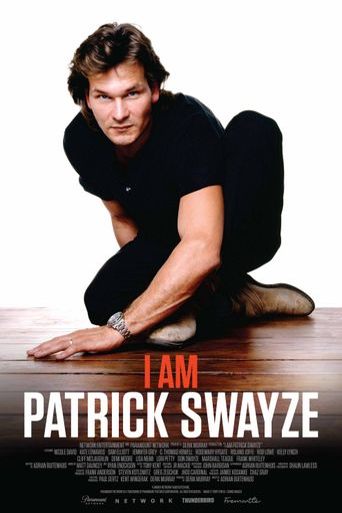 I Am Patrick Swayze Poster