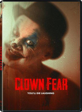 Clown Fear Poster