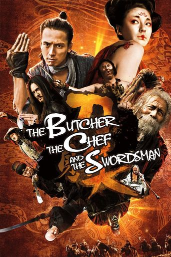 The Butcher, the Chef, and the Swordsman Poster