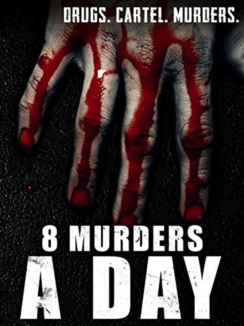 8 Murders a Day Poster