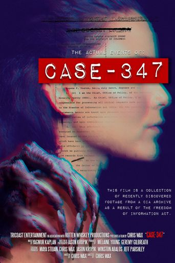Case 347 Poster