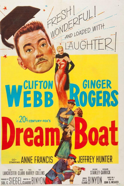 Dreamboat Poster