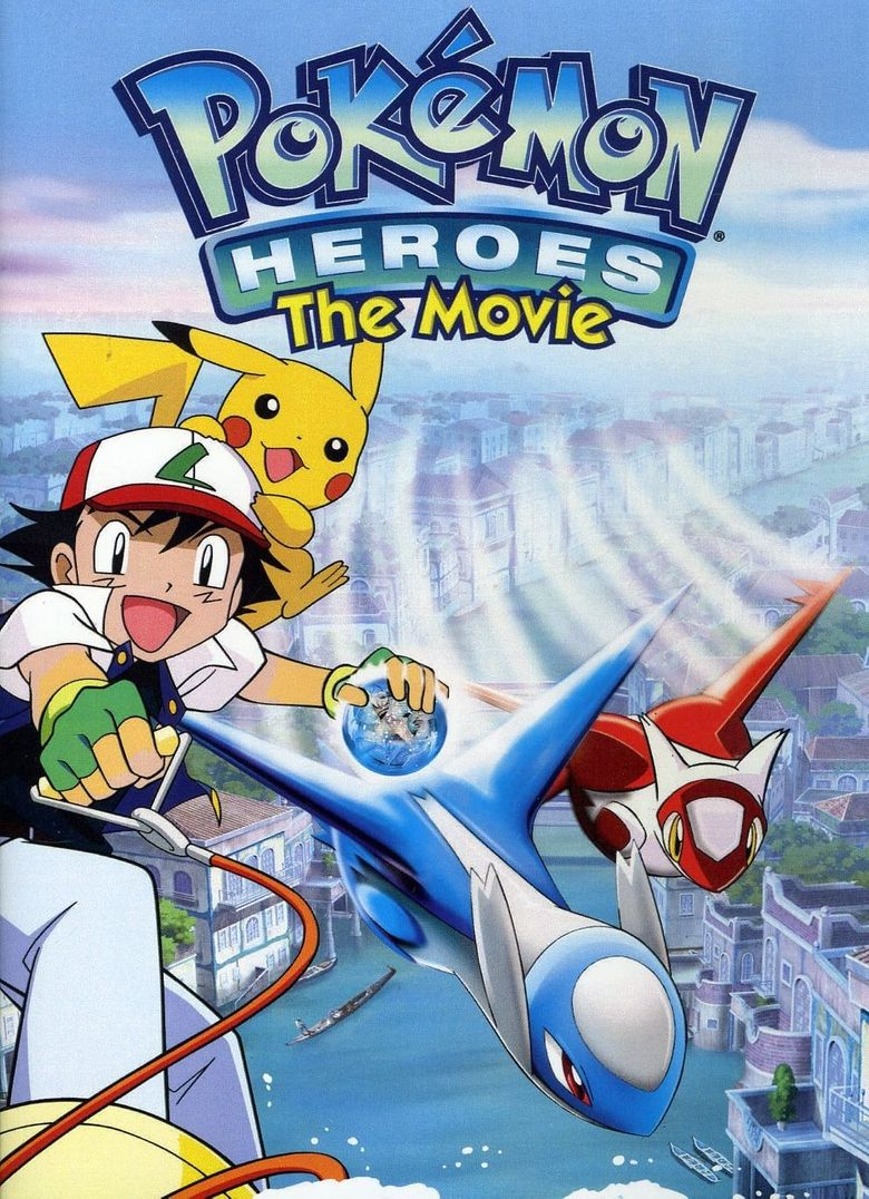 Pokemon Heroes The Movie 2002 Watch On Hoopla Or Streaming