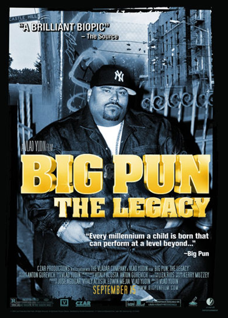 Big Pun: The Legacy Poster