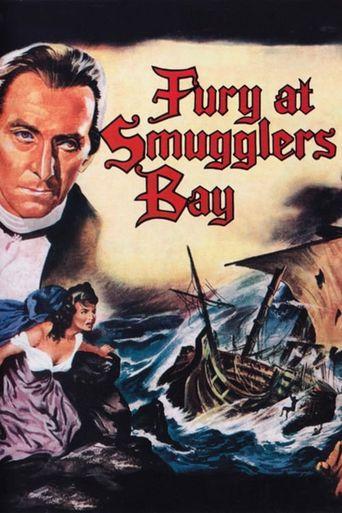 Fury at Smugglers' Bay Poster