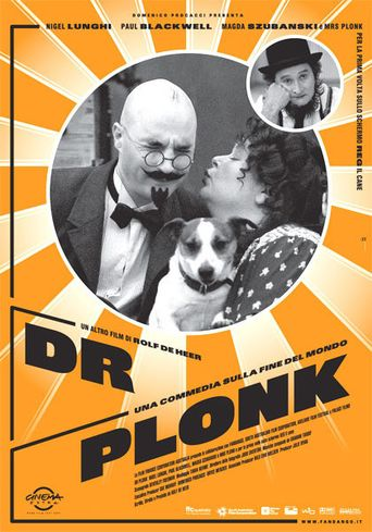 Dr. Plonk Poster