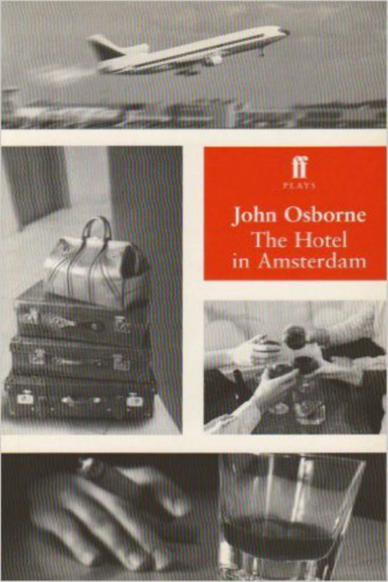 The Hotel In Amsterdam Poster