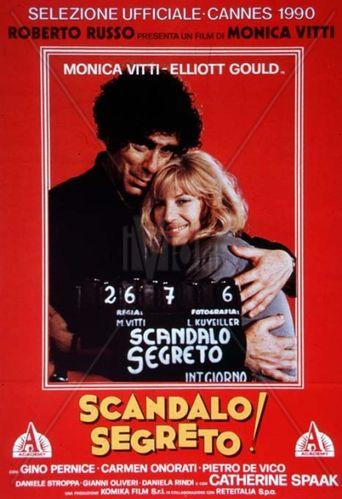 Secret Scandal Poster
