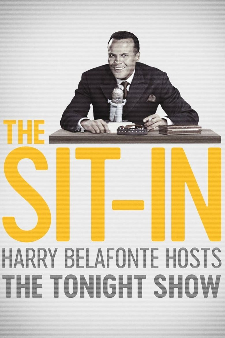 The Sit-In: Harry Belafonte Hosts The Tonight Show Poster