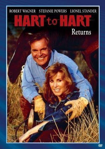 Hart to Hart Returns Poster