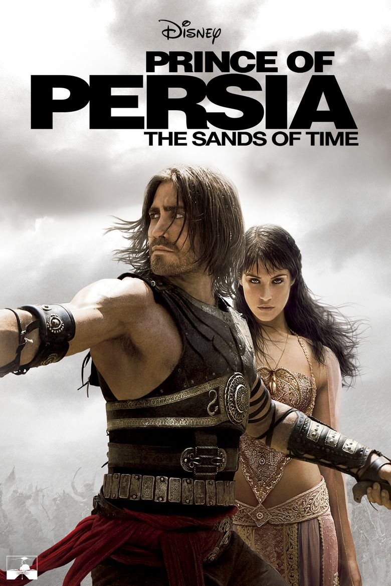 Prince of Persia: The Sands of Time Poster