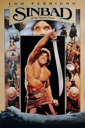 Sinbad of the Seven Seas Poster