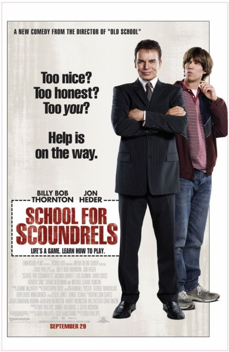 Watch School for Scoundrels