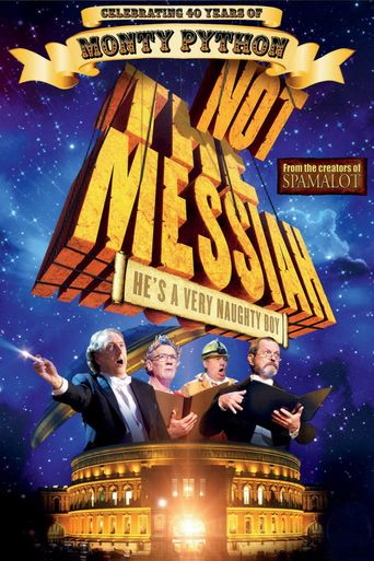 Not the Messiah (He's a Very Naughty Boy) Poster