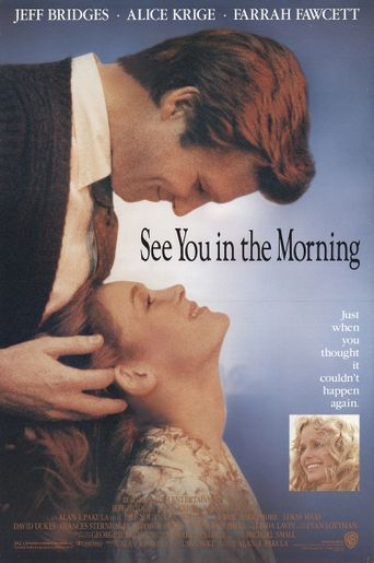 See You in the Morning Poster