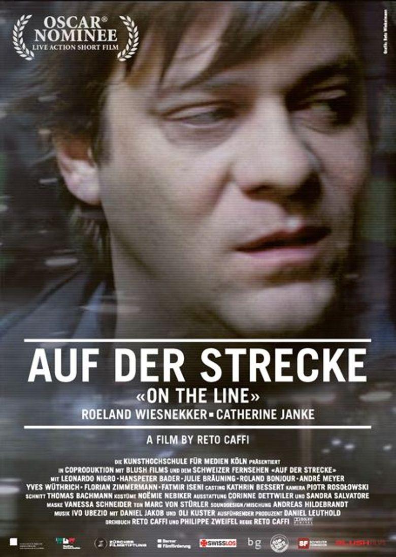 Auf der Strecke (On the Line) Poster