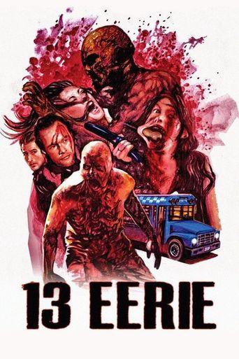 13 Eerie Poster