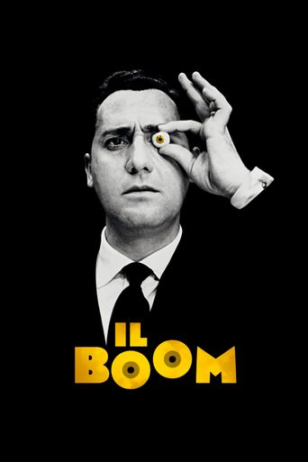 The Boom Poster
