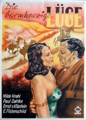 Die barmherzige Lüge Poster
