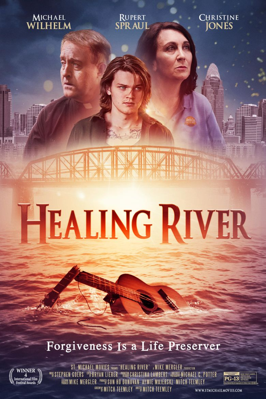 Healing River Poster
