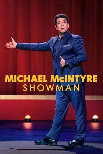 Michael McIntyre: Showman Poster