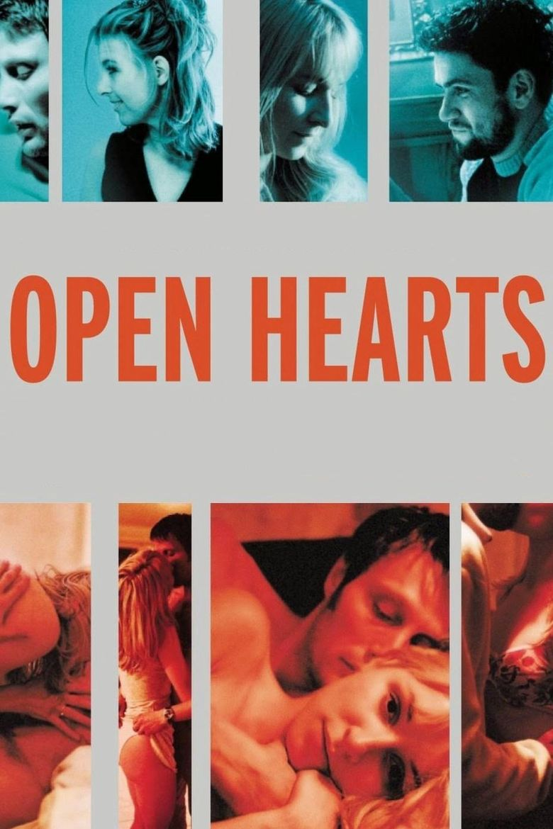Open Hearts Poster