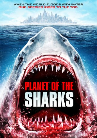 Planet of the Sharks Poster