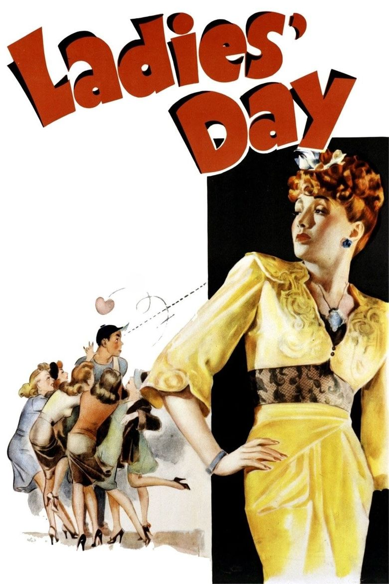 Ladies' Day Poster