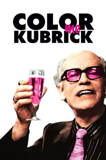 Colour Me Kubrick Poster