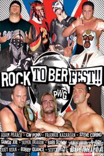 PWG Rocktoberfest Poster