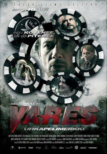Vares: Gambling Chip Poster