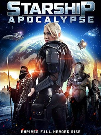 Starship Apocalypse Poster
