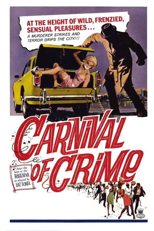 Carnival of Crime Poster