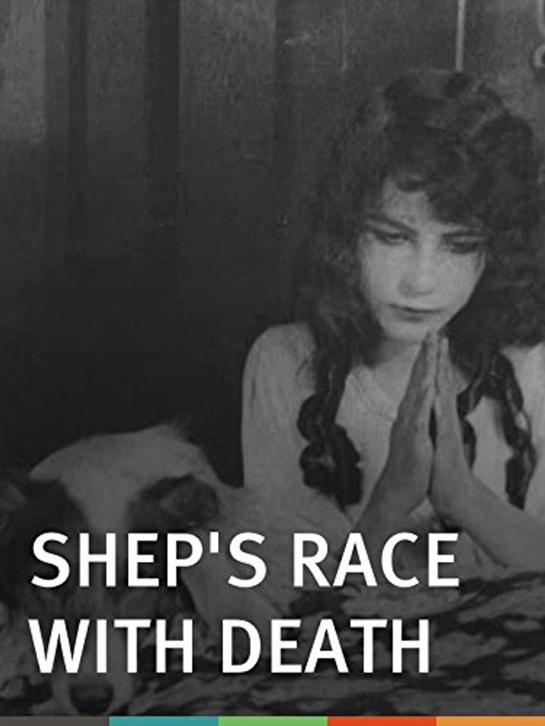 Shep's Race with Death Poster