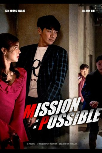 Mission: Possible Poster
