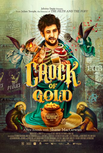 Crock of Gold: A Few Rounds with Shane MacGowan Poster